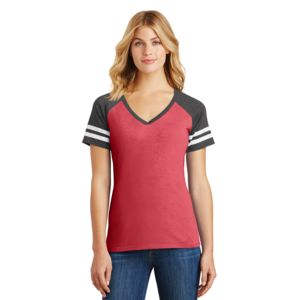 Ladies Game V Neck  Thumbnail
