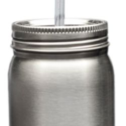 22oz Stainless Steel Mason Jars Thumbnail