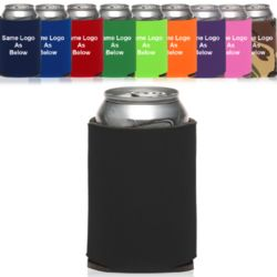 Premium 4mm Collapsible Can Coolers Thumbnail
