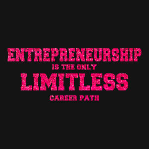 Limitless  - Ladies Gathered Racerback Tank Design