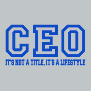 CEO - Lace Hooded Sweatshirt Design
