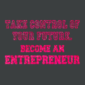 Take Control - Adult Soft Tri-Blend T Design