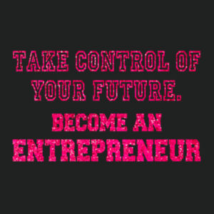 Take Control - Lace Hooded Sweatshirt Design