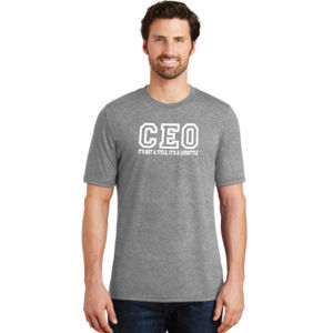 CEO - Adult Soft Tri-Blend T Thumbnail