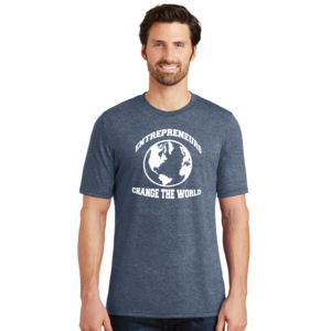 Change the World - Adult Soft Tri-Blend T Thumbnail