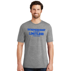Limitless - Adult Soft Tri-Blend T Thumbnail
