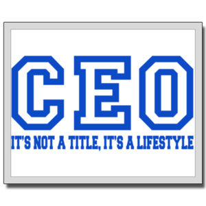 CEO Blue - 16 x 20 Canvas (Wrapped) Thumbnail